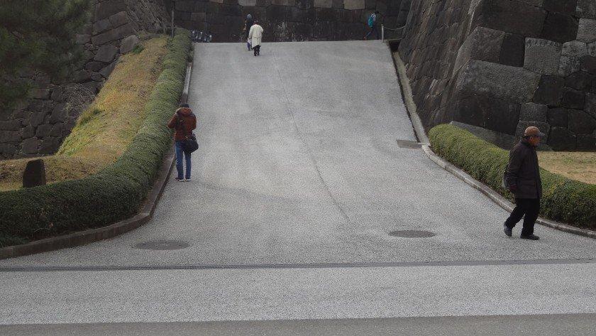 Shiomizaka Slope