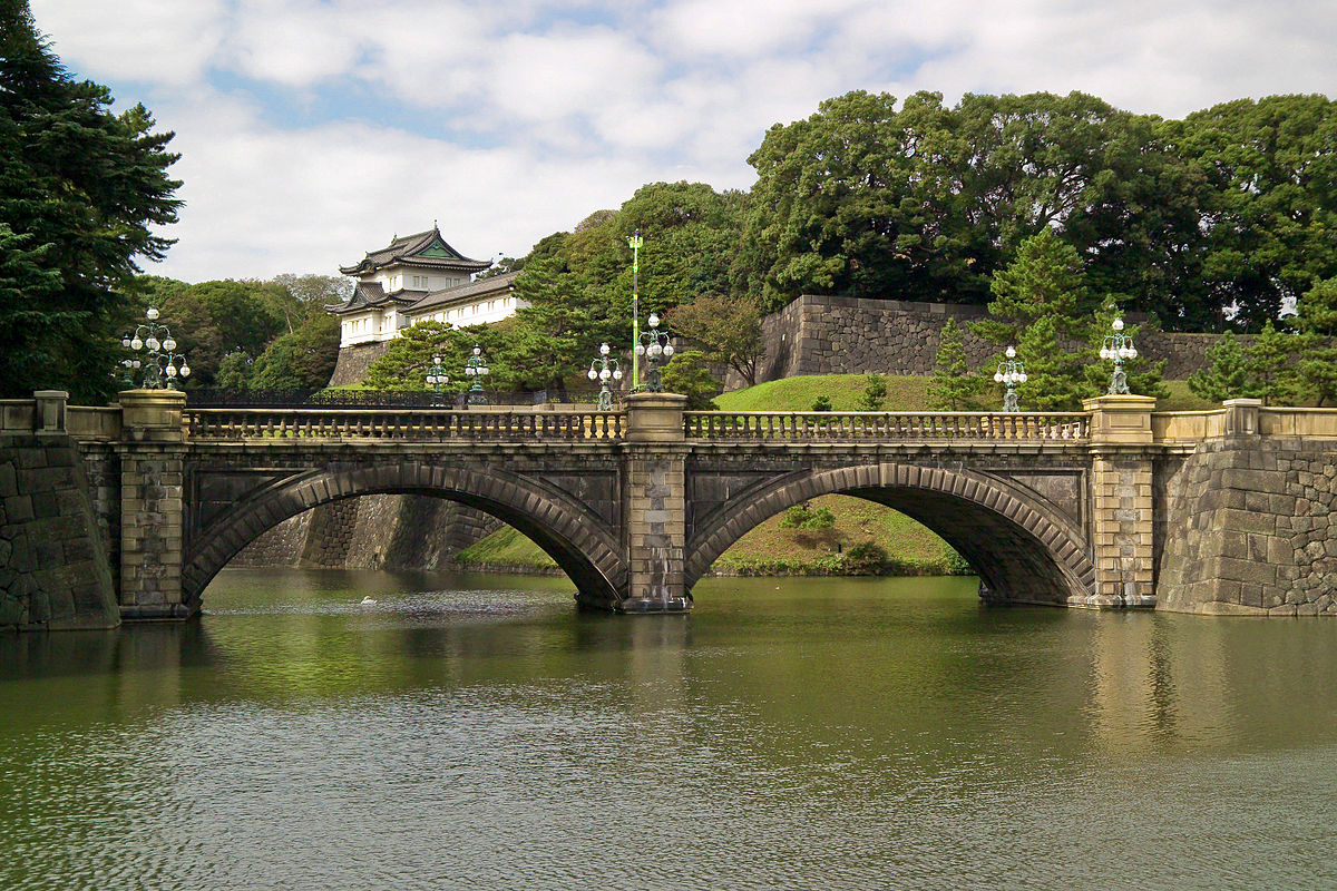 Imperial Palace in Tokyo - Accessible Japan