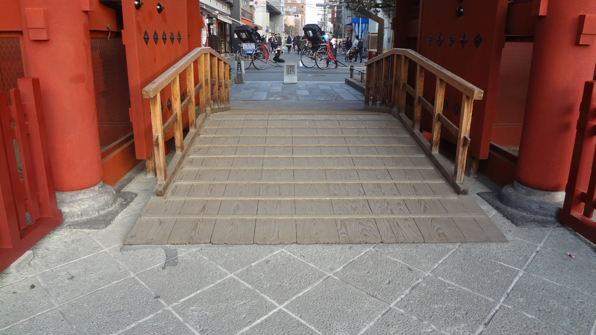Wheelchair Accessible Travel in Japan General information