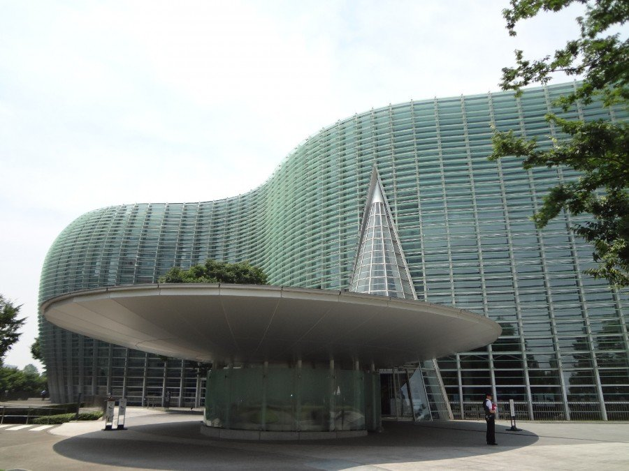 The National Art Center, Tokyo – Accessibility Report