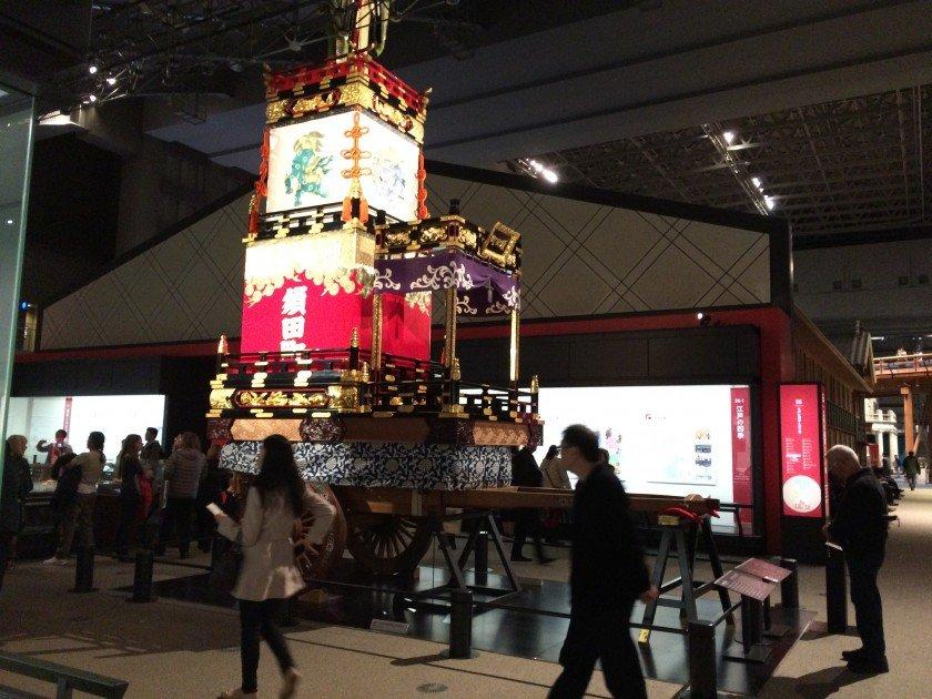 Edo-Tokyo Museum - Exhibit