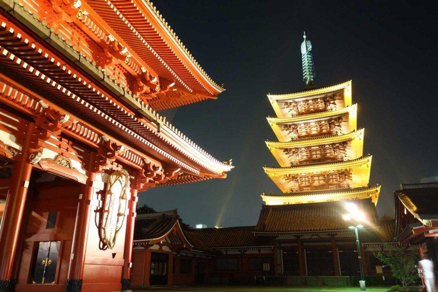 Asakusa and Sensoji Temple – Accessibility Report