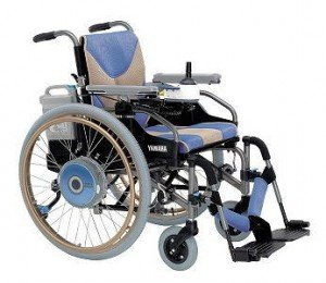 Yamaha Wheelchair