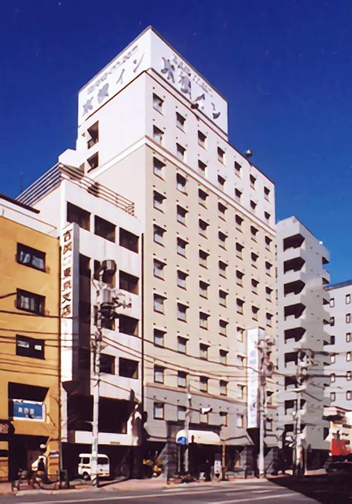 toyoko-inn-tokyo-korakuen-bunkyokuyakusho-mae