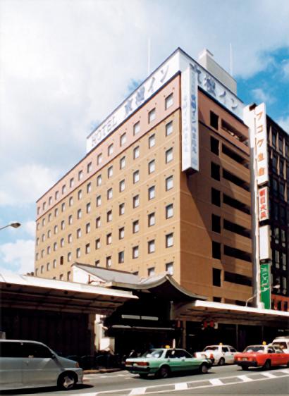 toyoko-inn-kyoto-shijo-karasuma