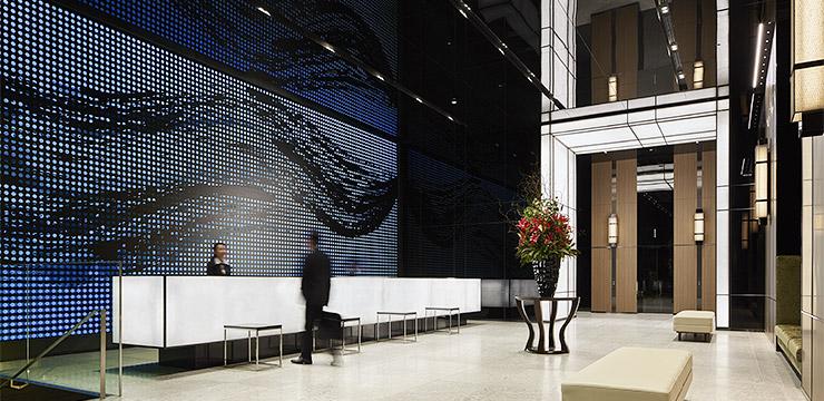 Millennium Mitsui Garden Hotel Tokyo - Lobby