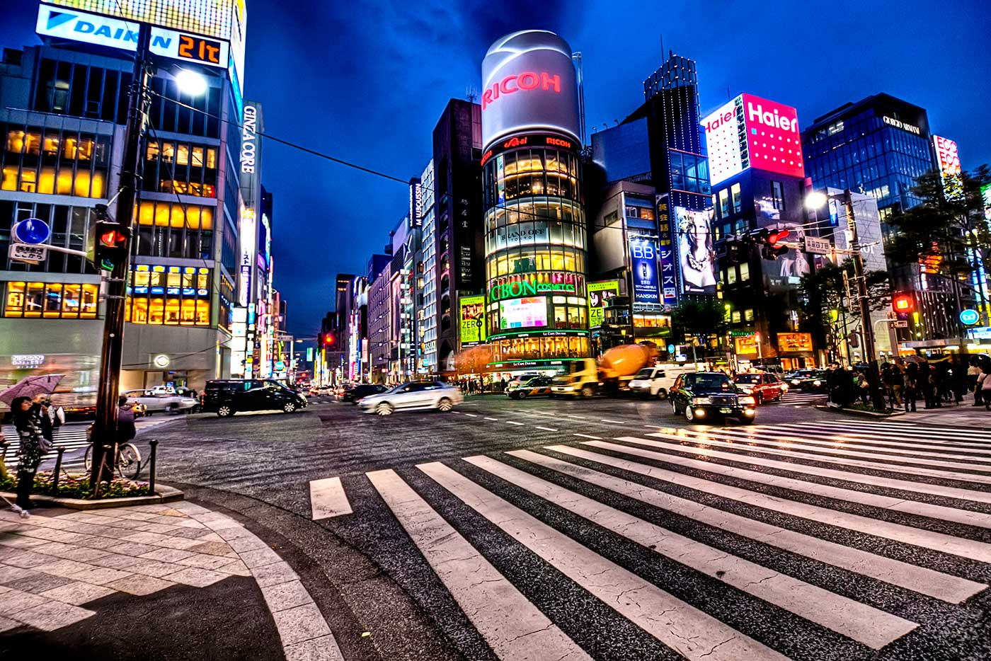 Wheelchair Accessible Travel Destinations and Tourist Attractions in Japan