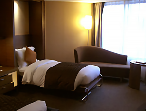 ANA InterContinental Tokyo - Accessible Room 7th floor