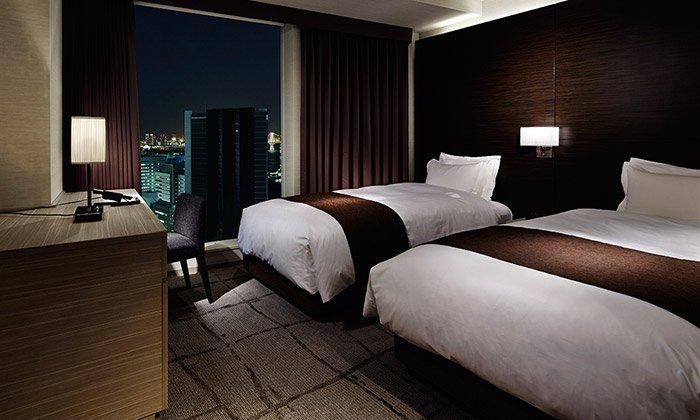 Mitsui Garden Hotel Ginza Premier Accessible Bedroom