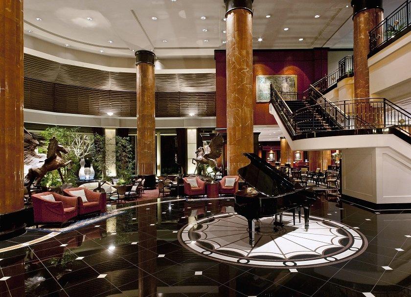 The Westin Tokyo Lobby