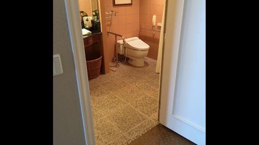 The Westin Tokyo - Accessible Room Bathroom