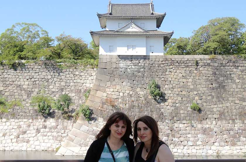 Deaf in Japan with Friends