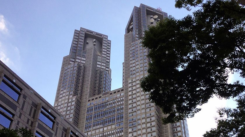 Tokyo Metropolitan Government Building – Accessibility Review