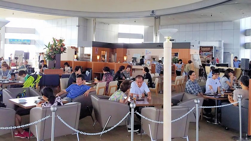 Tokyo Metropolitan Government Building - South Observatory Cafe