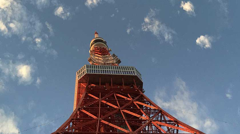 Tokyo Tower – Accessibility Review