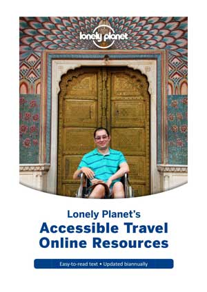 Lonely Planet's Accessible Travel Online Resources