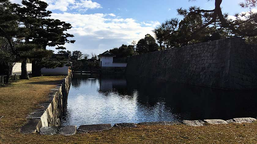 Nijo Castle - Honmaru