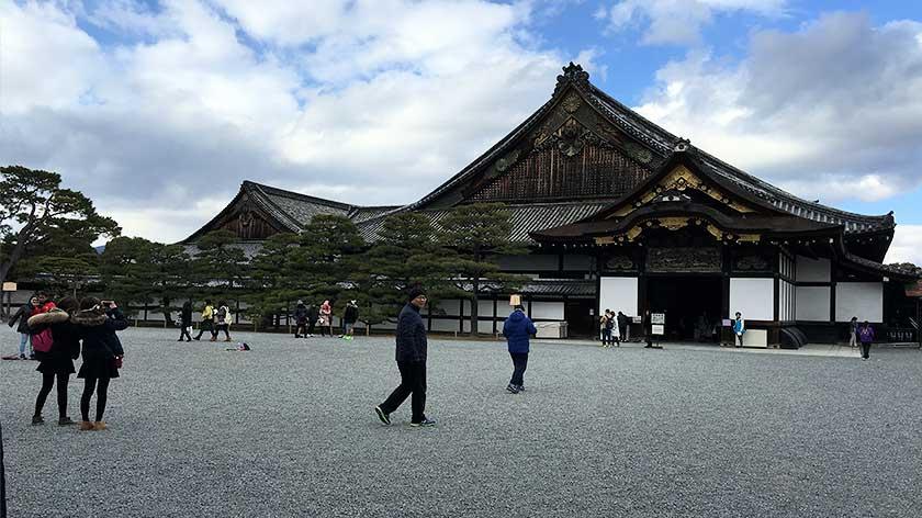 Nijo Castle - Ninomaru Palace