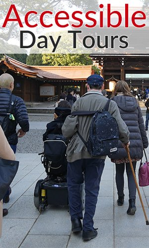 Accessible Day Tours of Tokyo