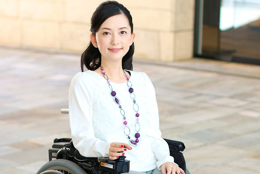 An Interview with Accessibility Advocate Yuriko Oda