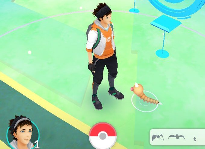 Pokemon Go and Disability