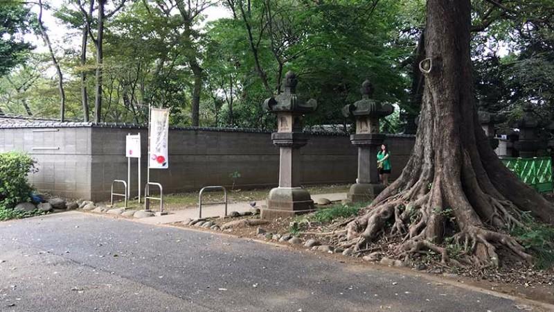 ueno-park-accessible-entrance-toshogu