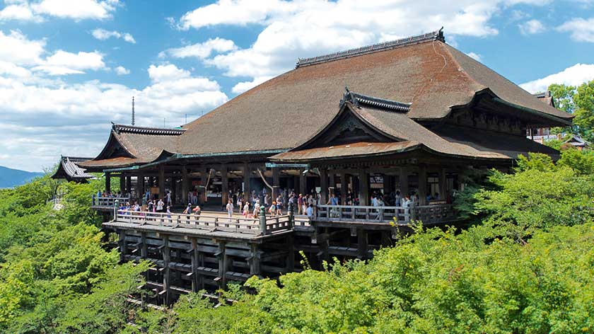 Kiyomizu-dera – Accessibility Review