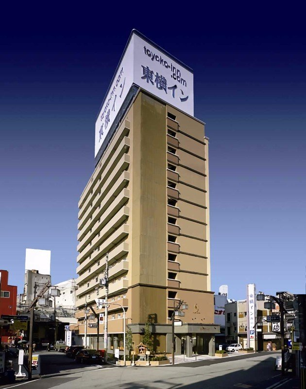 toyoko-inn-osaka-hankyu-juso-eki-nishi-guchi