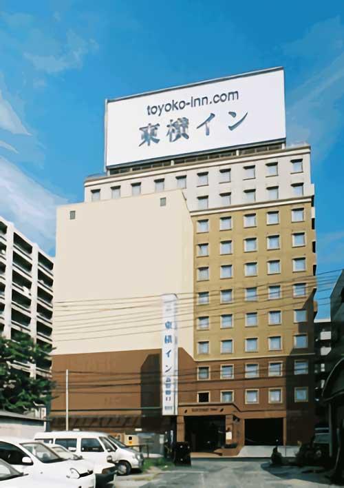 toyoko-inn-hiroshima-eki-shinkansen-guchi