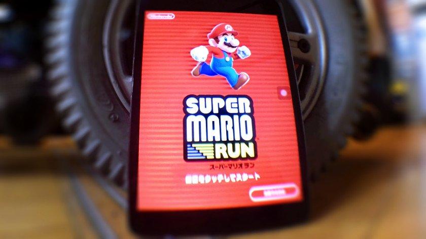 Super Mario Run and Disability