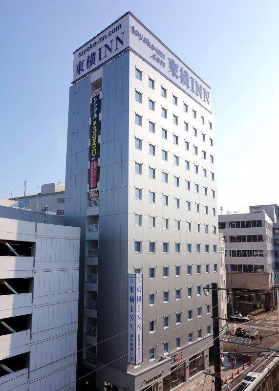 toyoko-inn-fukuyama-eki-shinkansen-minami-guchi