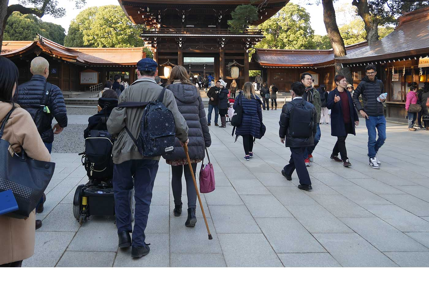 Accessible Tours in Japan