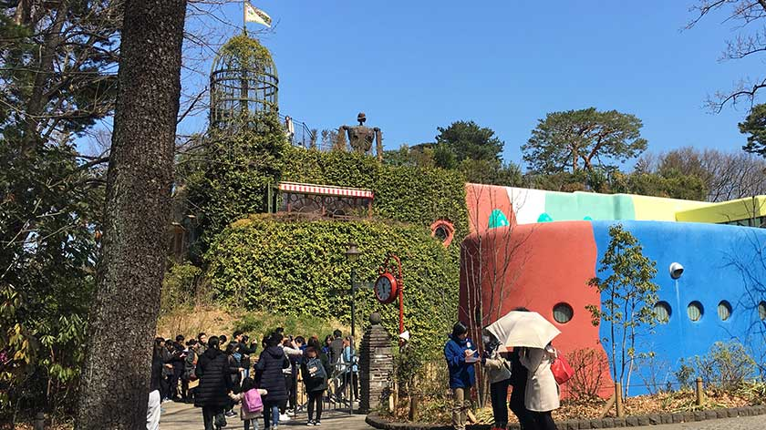 The Ghibli Museum – Accessibility Report