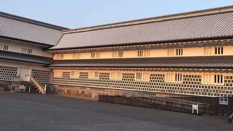kanazawa-castle-accessible-entrance-ramp