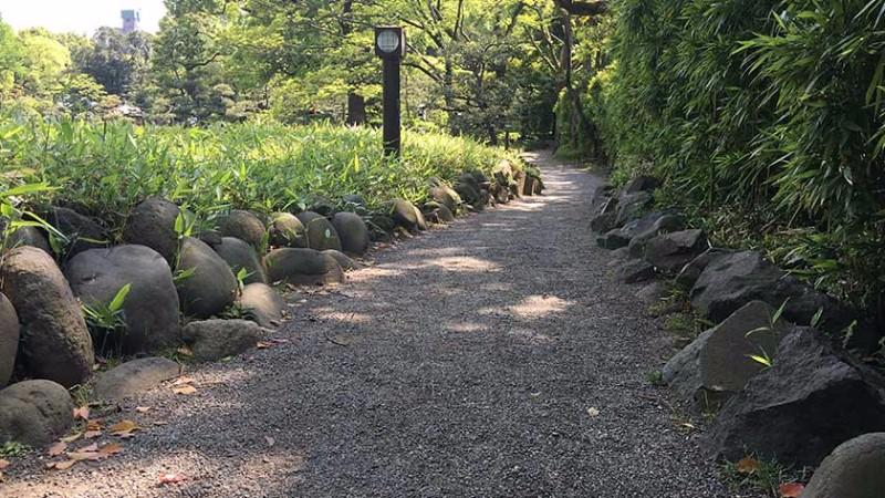 kiyosumi-gardens-path