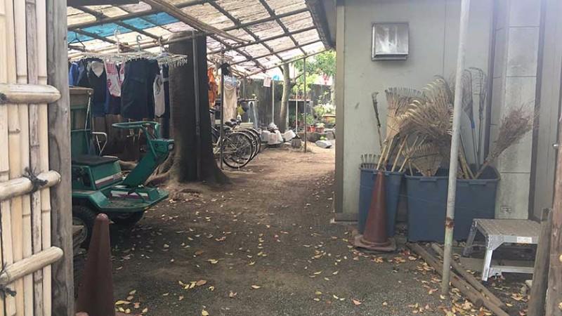 kiyosumi-gardens-wheelchair-entrance