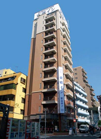 toyoko-inn-kawasaki-ekimae-isago