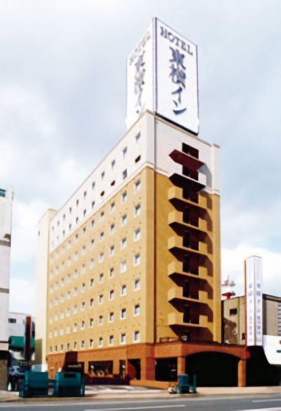 toyoko-inn-hokkaido-asahikawa-ekimae-ichijo-dori