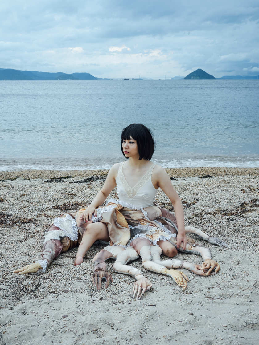 Fashion, art, and disability – An Interview with Mari Katayama