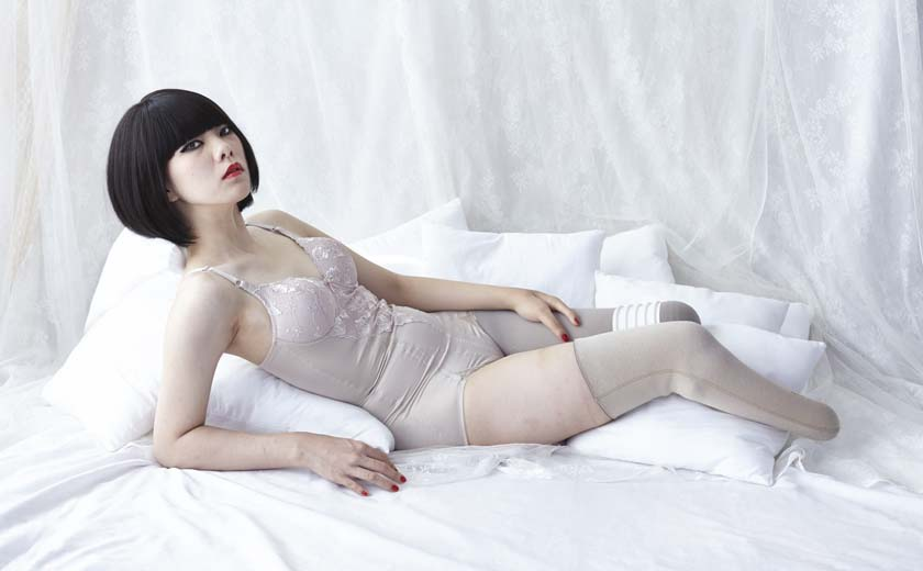 "Mari Katayama ""You're Mine #001"" (2014), Self-Portrait"
