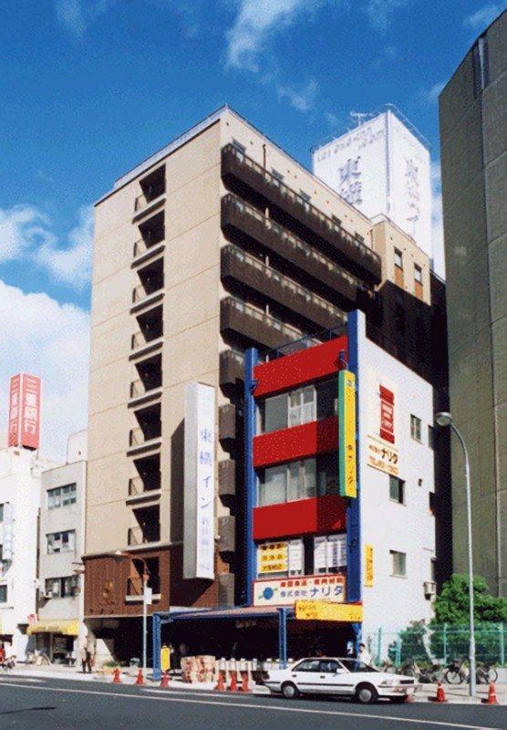 toyoko-inn-nagoya-eki-shinkansen-guchi