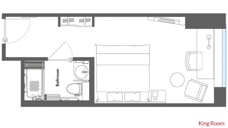 hotel-metropolitan-tokyo-marunouchi-wheelchair-accessible-room-king-layout