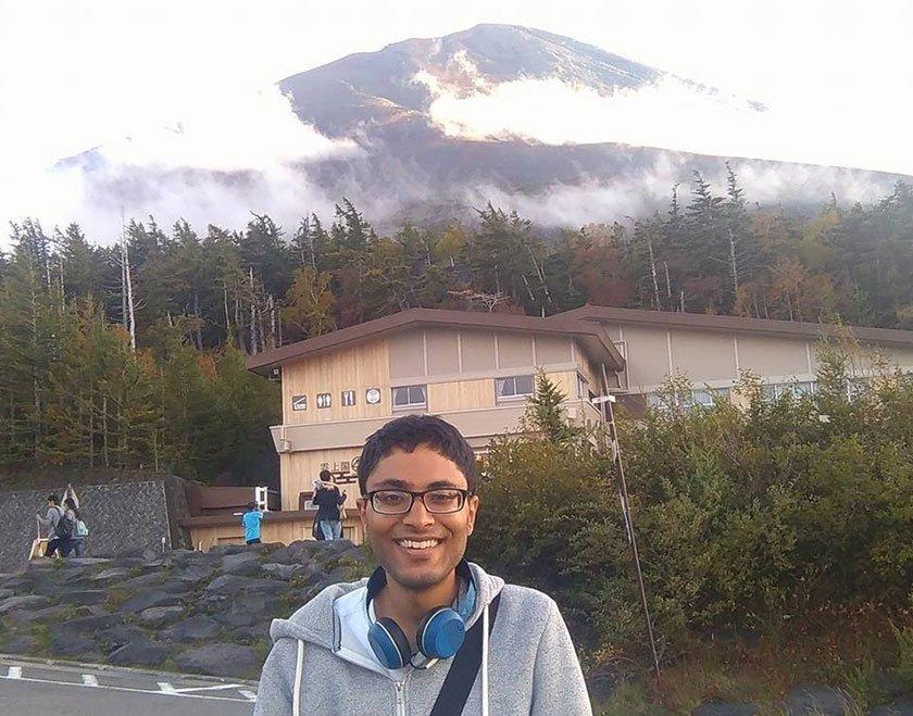 British Asian Autistic YouTuber – Savan in Japan!