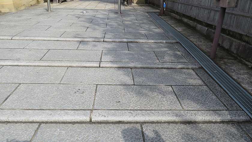 Small steps into Kenninji Temple