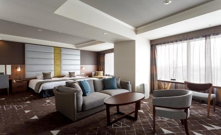Shibuya Excel Hotel Tokyu accessible room