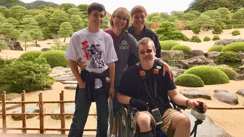 5-Port Cruise Around Japan in a Wheelchair