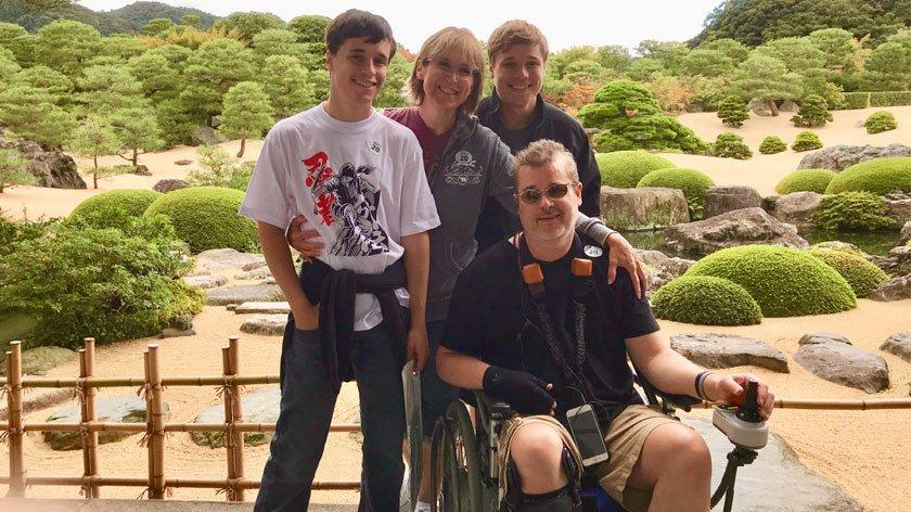 5-Port Cruise Around Japan in a Wheelchair