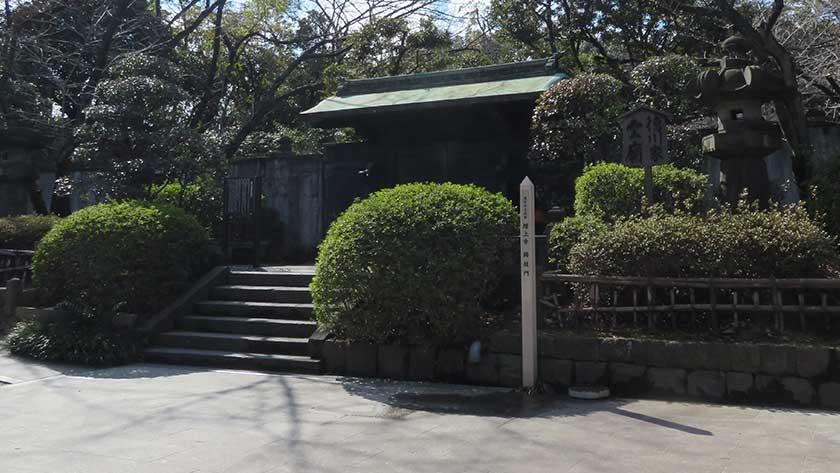 Tokugawa Mausoleum