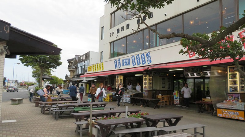 enoshima-restaurants