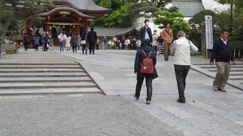 tsurugaoka-hachimangu-second-ramp